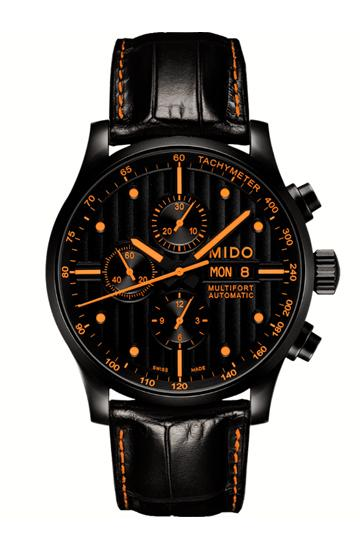 Mido Multifort Chronograph Special